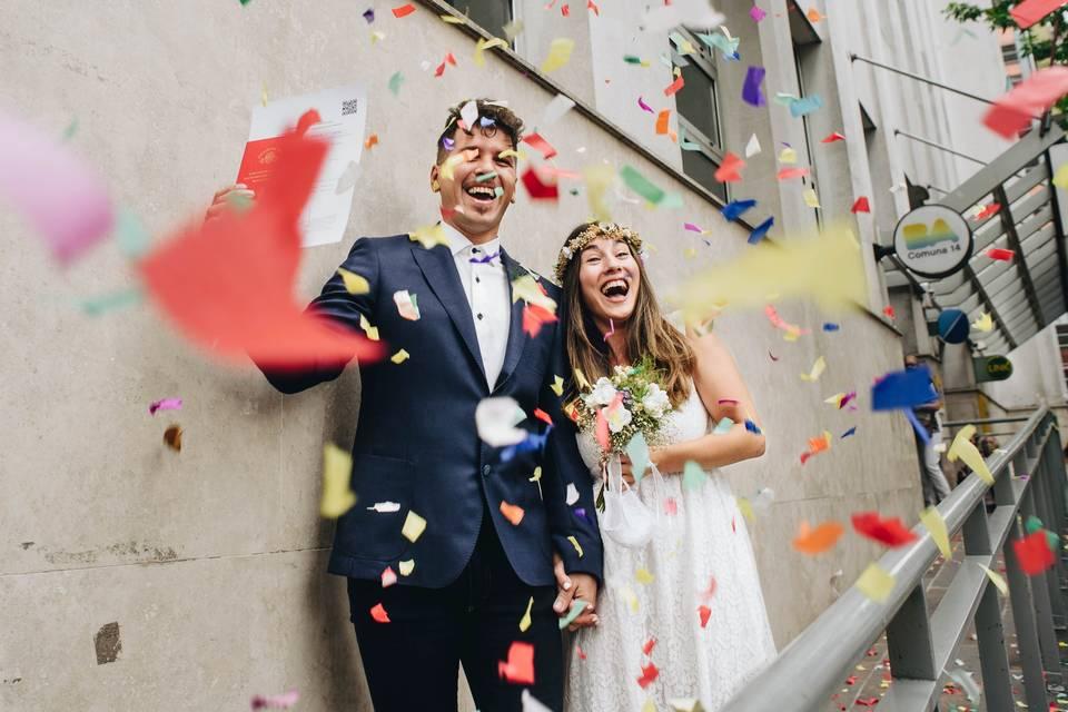 ¿Cómo son los casamientos de los novios millenials?