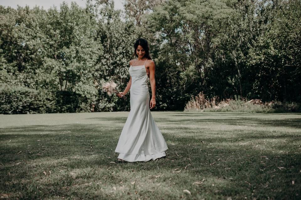 Kit de novia para casamientos al aire libre: 8 cosas que no te pueden faltar