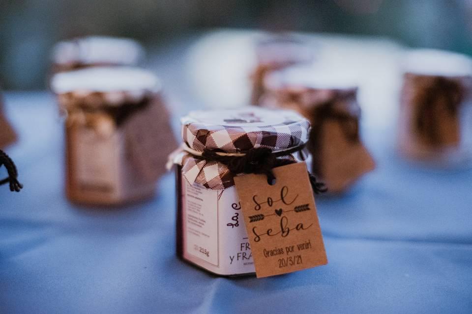 Souvenirs de casamiento: sorprendan a sus invitados con estas ideas