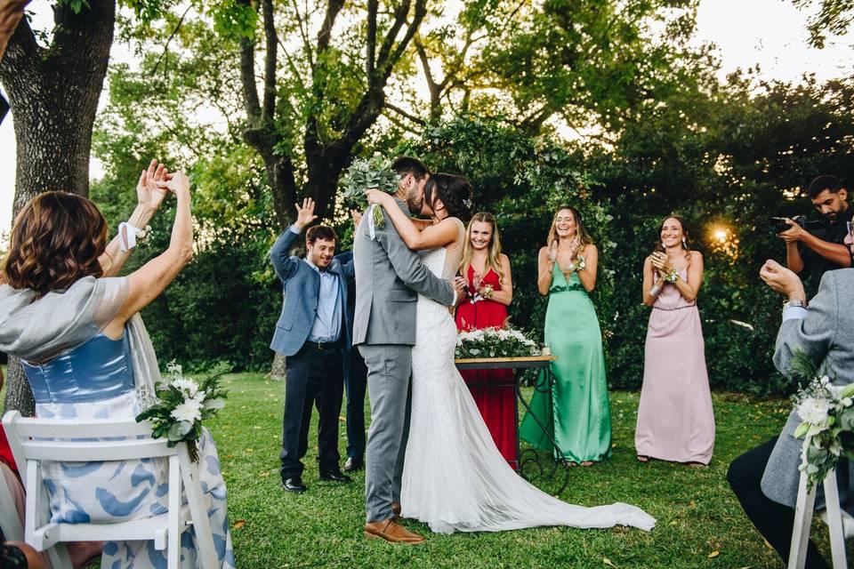 ¿Se casan solo por civil? ¡15 ideas originales para que sea único!