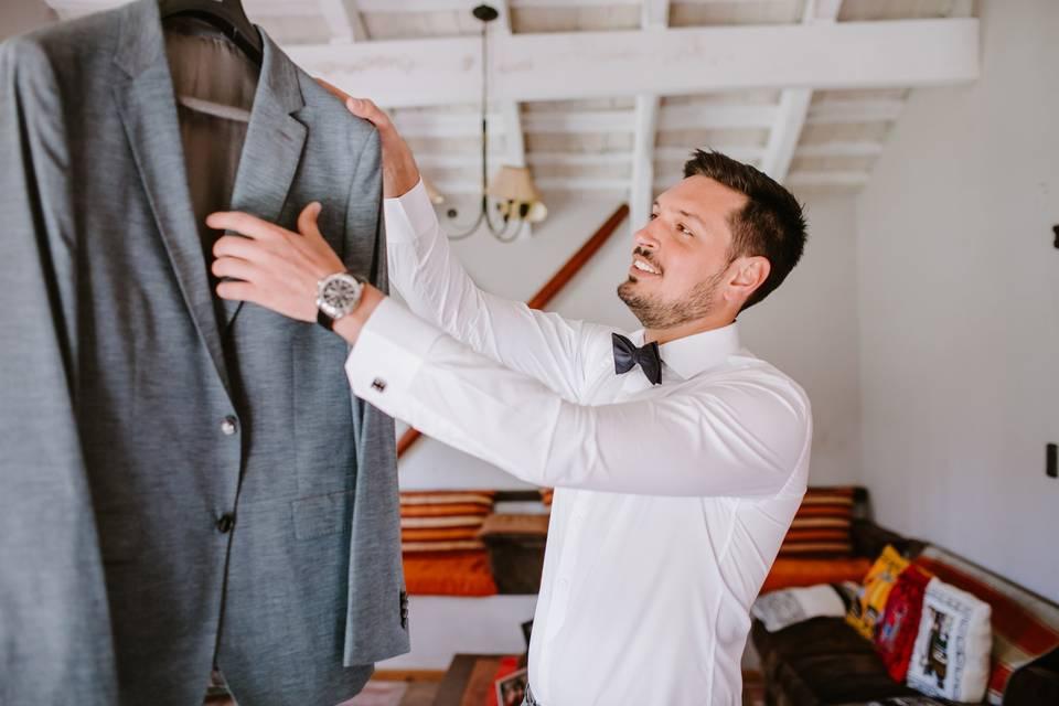 Kit del novio para el día del casamiento: estas son las 5 cosas que no pueden faltar