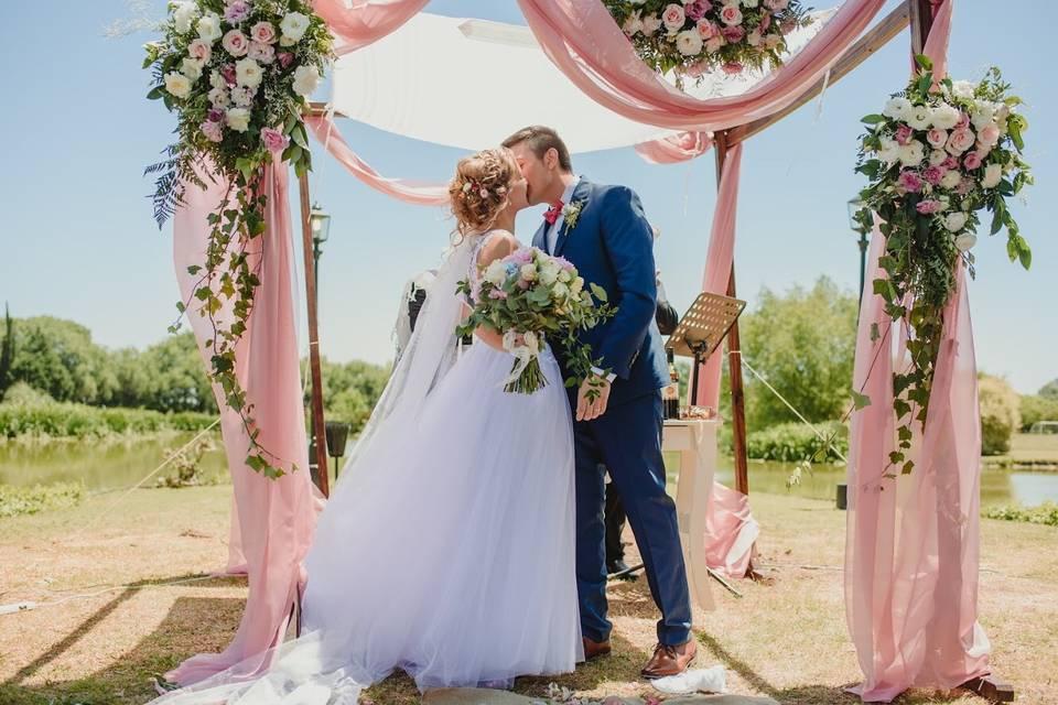 5 ideas románticas para casamientos en primavera