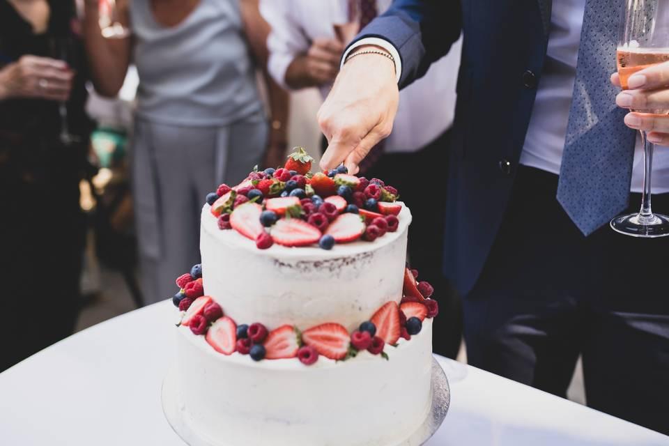 ¿Qué torta elegir para un casamiento de verano? 6 consejos clave