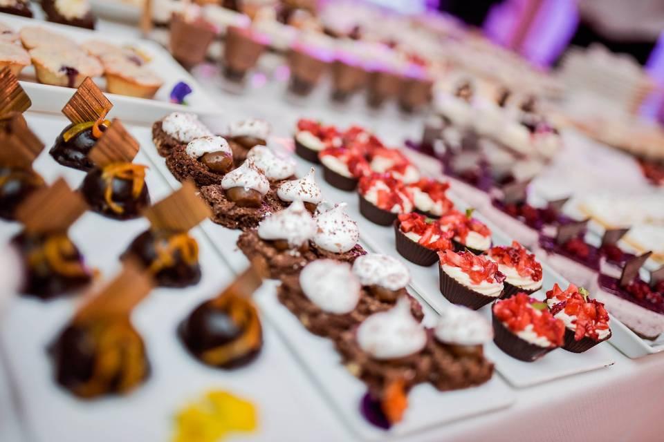 6 cosas que deben saber antes de armar la mesa dulce del casamiento