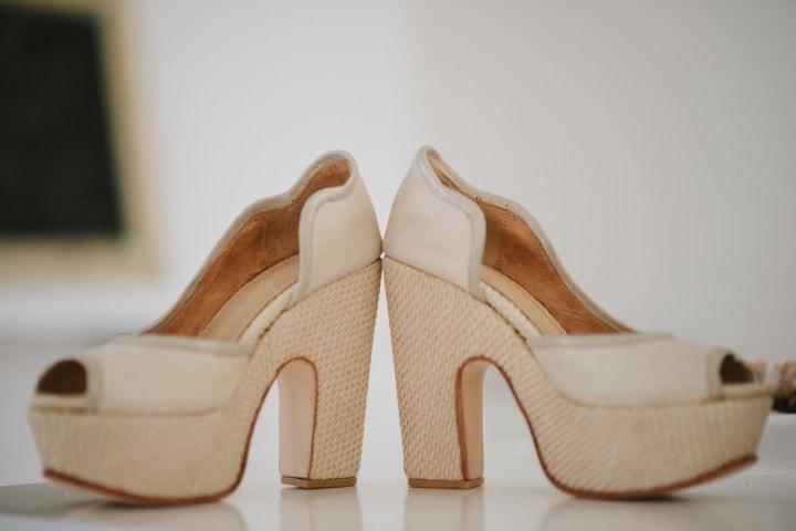 Zapatos de novia con plataforma: la guía más completa para encontrar tu par ideal