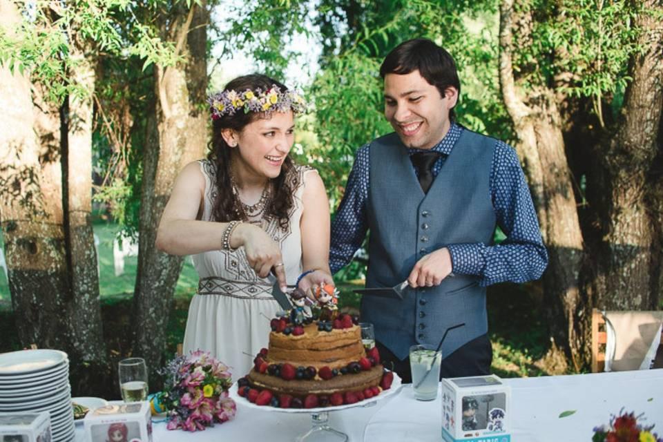 ¿Cómo organizar un casamiento relajado? ¡Adiós etiquetas!