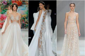 Lo mejor de la Barcelona Bridal Fashion Week