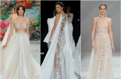 Lo mejor de la Barcelona Bridal Fashion Week