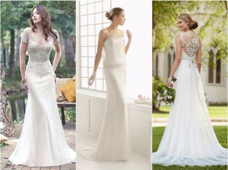 15 vestidos de novia vintage