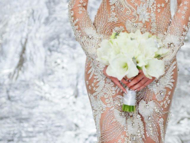 20 vestidos 2017 para novias muy atrevidas