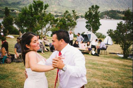 Fernanda y Jorge: un casamiento de dos días