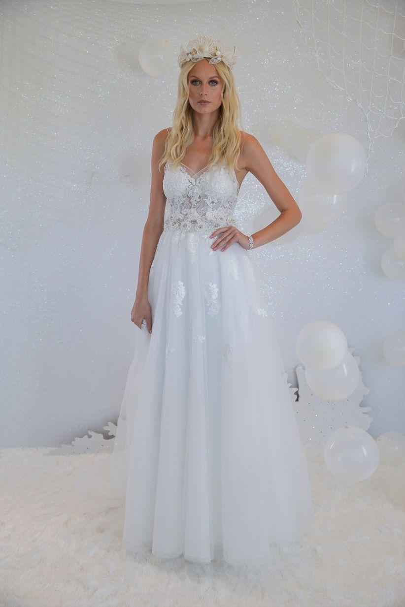 Enchanting Vestido Novia Estilo Griego Pictures - Womens Dresses ...