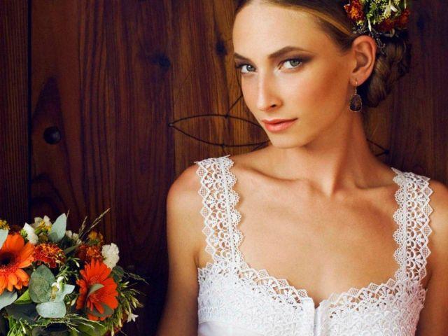 Vestidos de novia con encaje: 100 modelos únicos