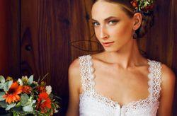 100 Vestidos de novia con encaje para tu gran día