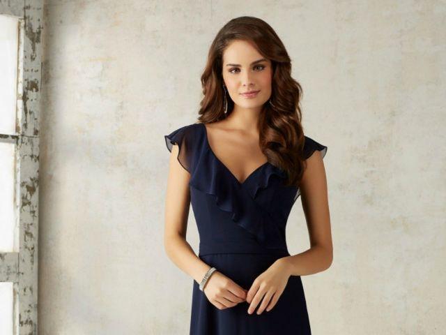 Vestidos de fiesta sencillos: 50 modelos que enamoran