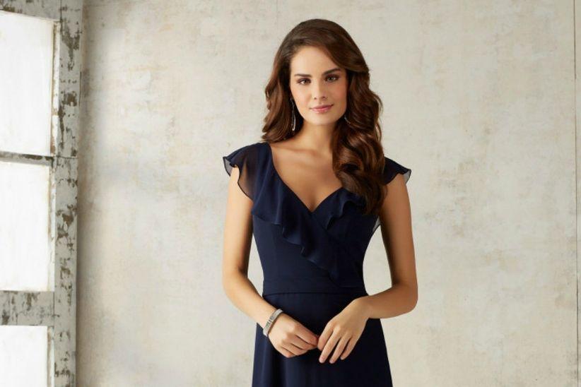 Modelos de vestidos largos para novias