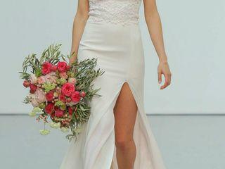 15 vestidos de novia 2018 con aberturas de impacto