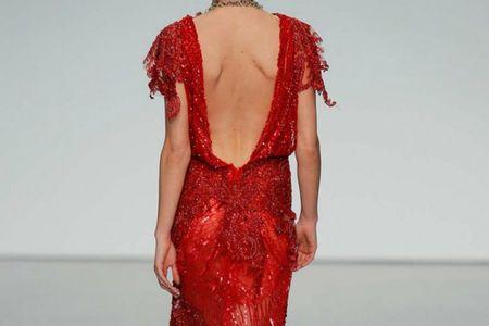 15 vestidos de fiesta 2018 en rojo ¡para invitadas con personalidad!