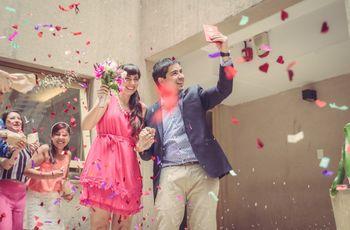 50 fotos que no pueden faltar en tu álbum de casamiento