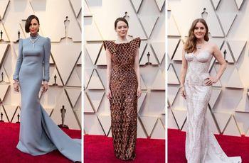 Premios Oscar 2019: estos son los mejores vestidos que pasaron por la alfombra roja