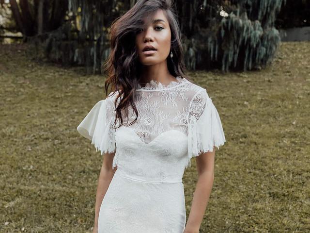Enamorate de los vestidos de novia Grace Loves Lace 2021
