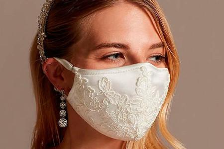Barbijos para novia: el nuevo accesorio que no podrá faltar en tu casamiento
