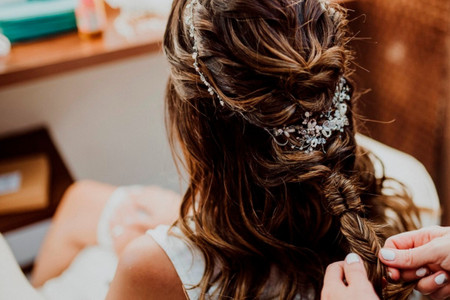 100 peinados de novia que tenés que ver antes de tu casamiento