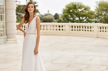 Vestidos de novia atemporales, o por qué un look clásico puede ser tu mejor aliado para el casamiento