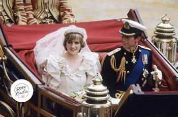 40 años del casamiento de Lady Di: ¡inspirate con los detalles de esta boda mítica!