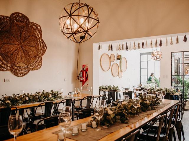 7 consejos para organizar un casamiento tipo brunch