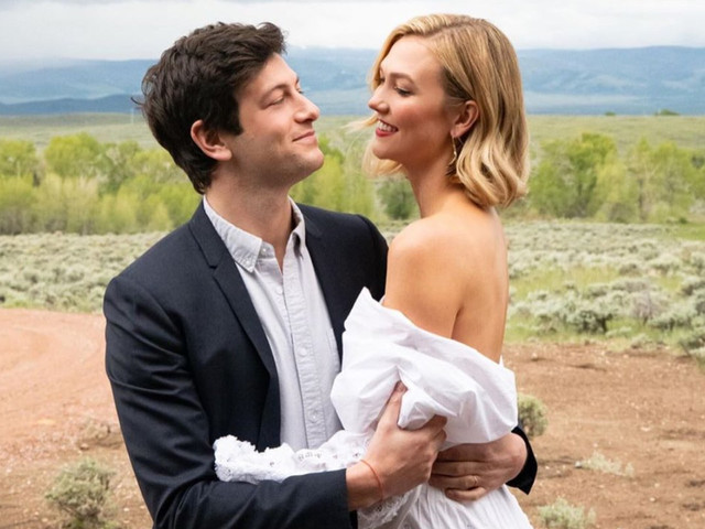 Karlie Kloss celebra su segunda boda con temática country y muchas celebrities