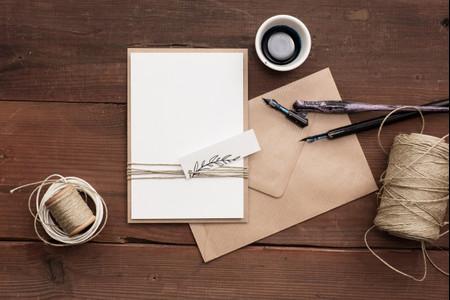 Tarjetas de casamiento DIY: 7 propuestas personalizadas