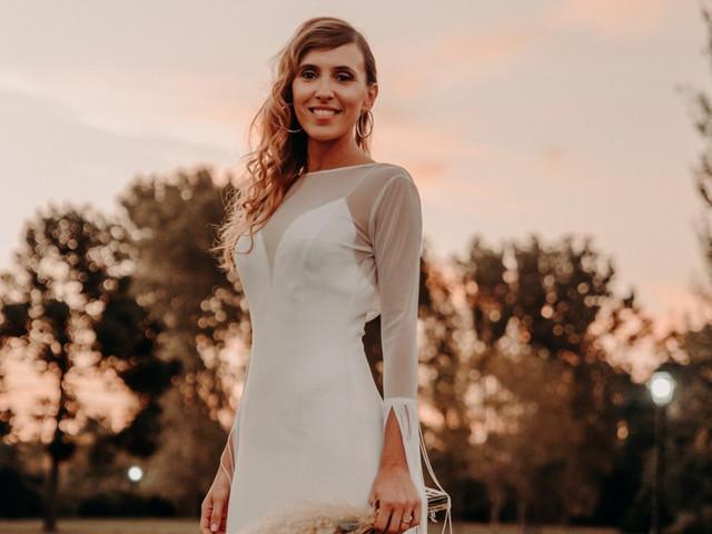 Peinados de novia para casamientos en otoño: 5 estilos