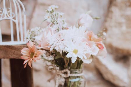 Conozcan las 10 flores más económicas para decorar casamientos