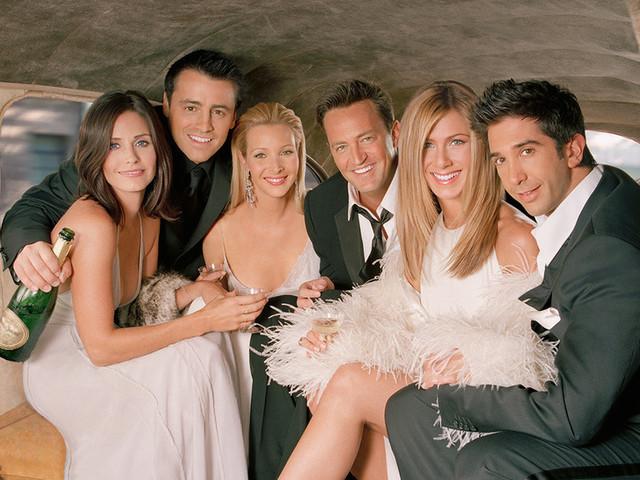 Los 7 momentos nupciales más memorables de Friends