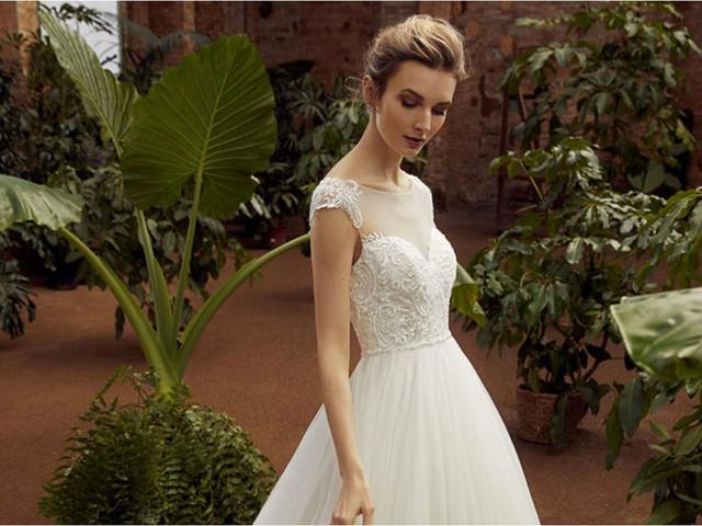 Vestidos de novia Miss Kelly 2021: enamorate de esta colección única