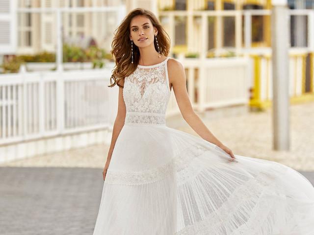 Tipos de largo para el vestido de novia: descubrí el perfecto para tu look