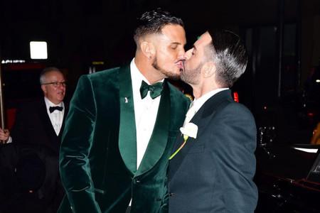 Marc Jacobs se casa ante la presencia de las estrellas del mundo de la moda