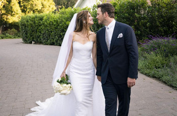 ¡Se casaron Chris Pratt y la hija de Arnold Schwarzenegger!
