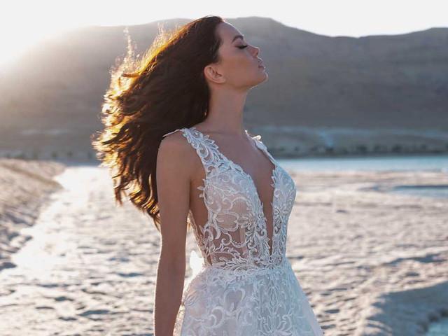 Pnina Tornai 2020: 40 vestidos para novias glamorosas