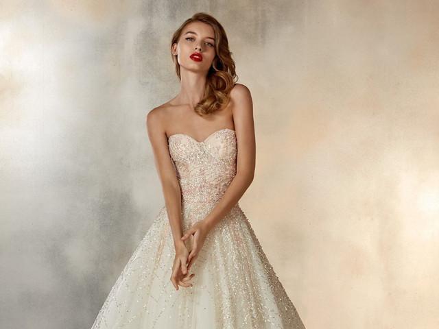 Cómo encontrar el vestido de novia ideal... ¡desde tu casa!