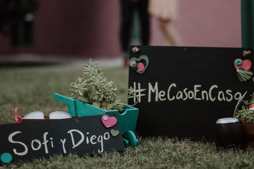 El casamiento de Diego y Sofía