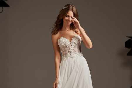 101 vestidos de novia que tenés que ver si te casás en 2020