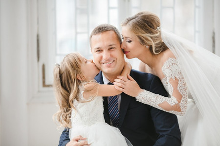 ¿Cómo comunicar a los hijos un segundo matrimonio?