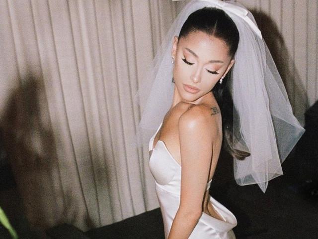 ¿Te gustó el vestido de novia de Ariana Grande? ¡Enamorate de estos 20 modelos similares!