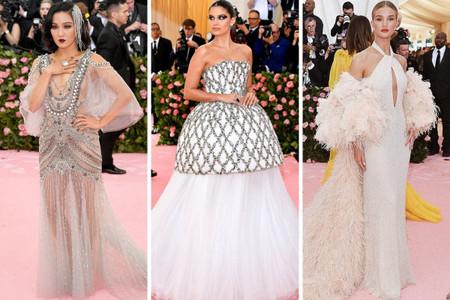 Gala MET 2019: descubrí estos 10 vestidos con aires nupciales