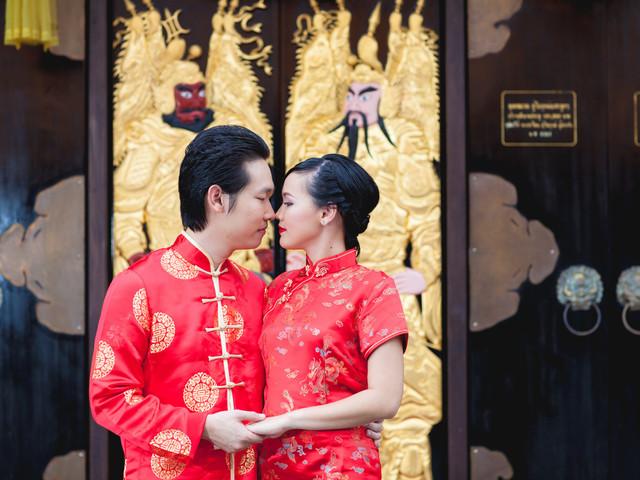 Tradiciones de casamientos en otros países: 7 costumbres curiosas