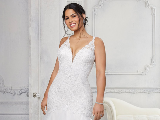 Vestidos de novia corte sirena: 50 modelos para enamorarte