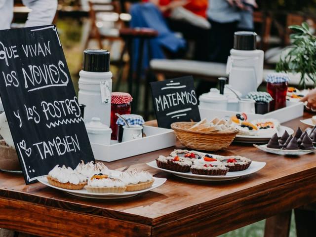 Mate para el casamiento: ¡una original idea para fiestas de día!
