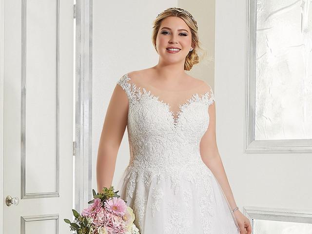 Vestidos de novia Morilee 2021: enamorate de los diseños más románticos